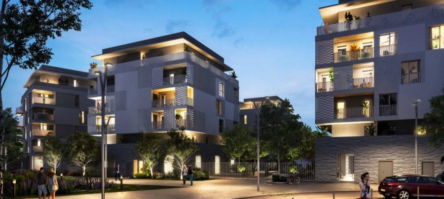 Image Appartement 3 Pièces 65m² (T3) Castelnau-le-lez (Couronne Est)