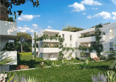 Appartement 3 Pièces 62m² (T3) GRISETTES (Montpellier Sud)