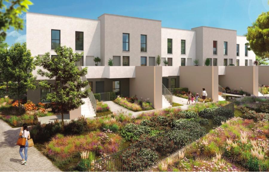 Image Appartement 3 Pièces 70m² (T3) PRES D'ARENES (Montpellier Sud)
