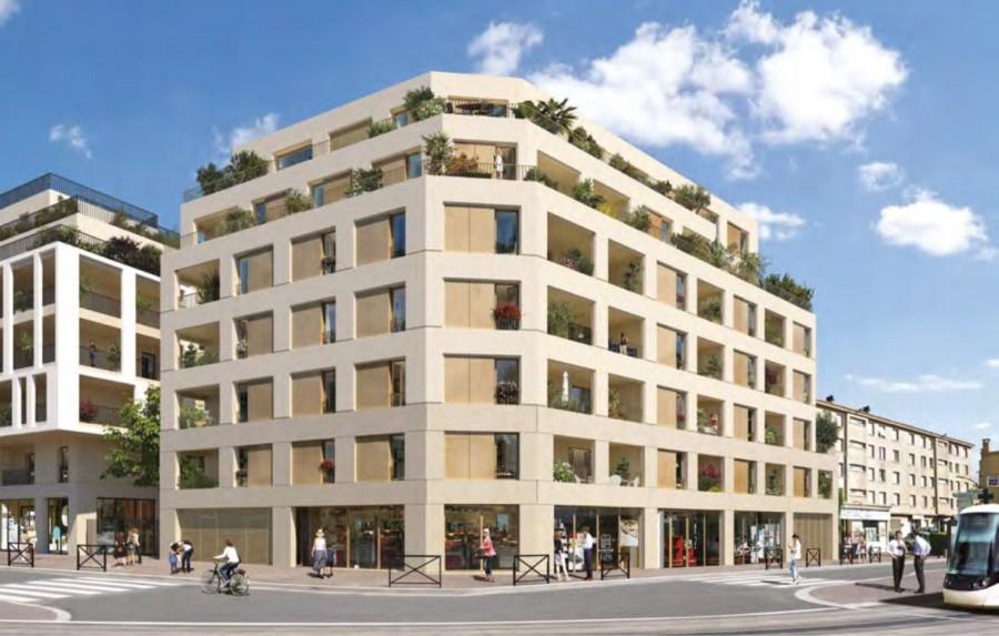 Image Appartement 2 Pièces 40m² (T2) Estanove (Montpellier Sud)
