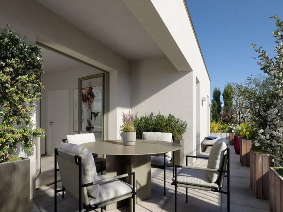 Image Appartement 4 Pièces 73m² (T4) Estanove (Montpellier Sud)
