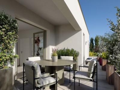Appartement 4 Pièces 73m² (T4) Estanove (Montpellier Sud)