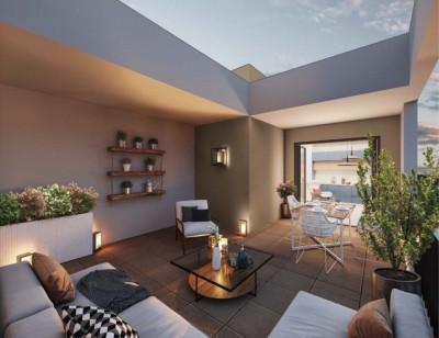 Appartement 4 Pièces 89m² (T4) Castelnau-le-Lez (Couronne Est)