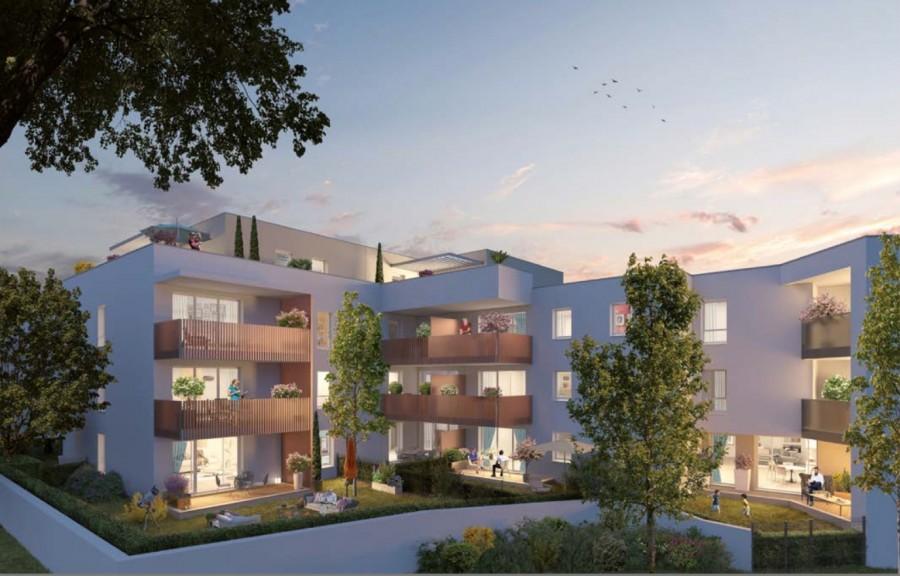 Image Appartement 2 Pièces 45m² (T2) Castelnau-le-Lez (Couronne Est)