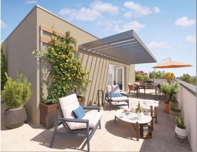 Appartement 3 Pièces 67m² (T3) Castelnau-le-Lez (Couronne Est)