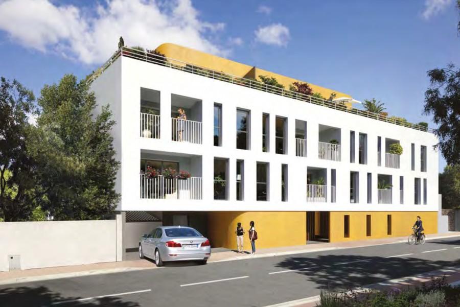Image Appartement 2 Pièces 39m² (T2) Castelnau le Lez (Couronne Est)
