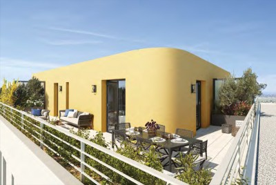 Appartement 2 Pièces 49m² (T2) Castelnau le Lez (Couronne Est)