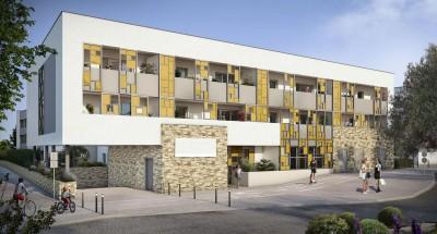 Appartement 1 Pièce 35m² (Studio) Castelnau Le Lez (Montpellier Est)