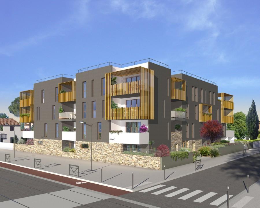Image Appartement 3 Pièces 64m² (T3) Aiguerelles (Montpellier Sud)