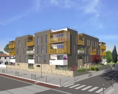 Appartement 3 Pièces 64m² (T3) Aiguerelles (Montpellier Sud)