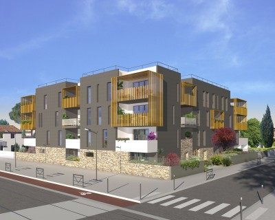 Appartement 4 Pièces 83m² (T4) Aiguerelles (Montpellier Sud)