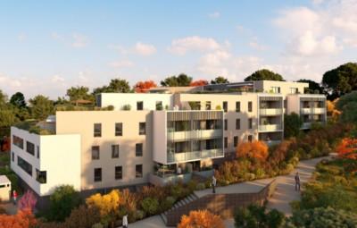 Appartement 2 Pièces 46m² (T2) Saint-Aunès (Couronne Est)