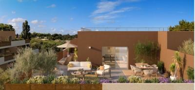 Appartement 4 Pièces 94m² (T4) Castries (Montpellier Est)