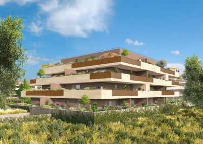Appartement 3 Pièces 60m² (T3) Castries (Montpellier Est)