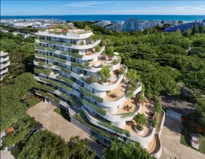 Appartement 4 Pièces 100m² (T4) La Grande Motte (Montpellier Sud)