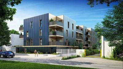 Appartement 2 Pièces 48m² (T2) Lattes (Couronne Sud)