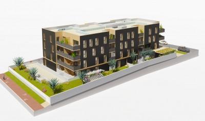 Appartement 2 Pièces 55m² (T2) Lattes (Couronne Sud)
