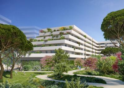 Appartement 2 Pièces 44m² (T2) SETE (Couronne Sud)