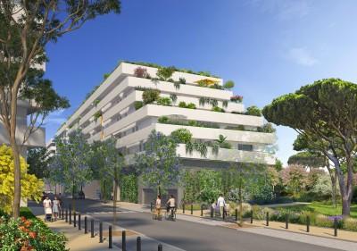 Appartement 3 Pièces 64m² (T3) SETE (Couronne Sud)