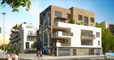 Appartement 2 Pièces 41m² (T2) Pompignane (Montpellier Est)