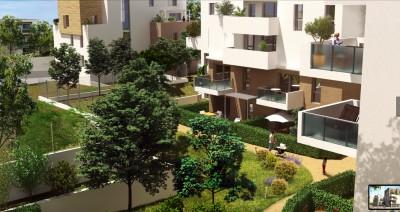 Appartement 4 Pièces 84m² (T4) POMPIGNANE (Montpellier Est)