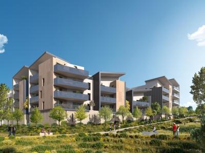 Appartement 2 Pièces 44m² (T2) Saint-Jean-de-Védas (Couronne Ouest)