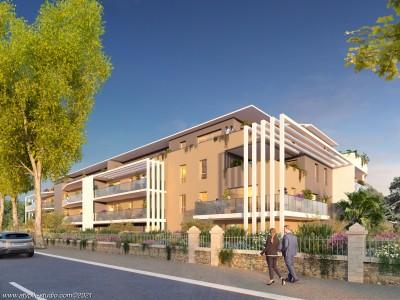 Appartement 3 Pièces 63m² (T3) Baillargues (Couronne Est)
