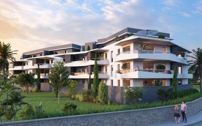 Appartement 4 Pièces 94m² (T4) Baillargues (Couronne Est)