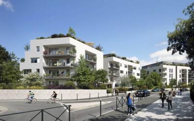 Appartement 1 Pièce 28m² (Studio) Les Grisettes (Couronne Ouest)