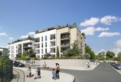 Appartement 2 Pièces 44m² (T2) Les Grisettes (Couronne Ouest)